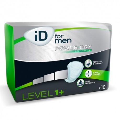 iD For Men Inco Ligera Level 1 10 Unidades