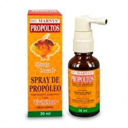 Marnys Propoltos Spray Bucal Propoleo y Erisimo 30ml