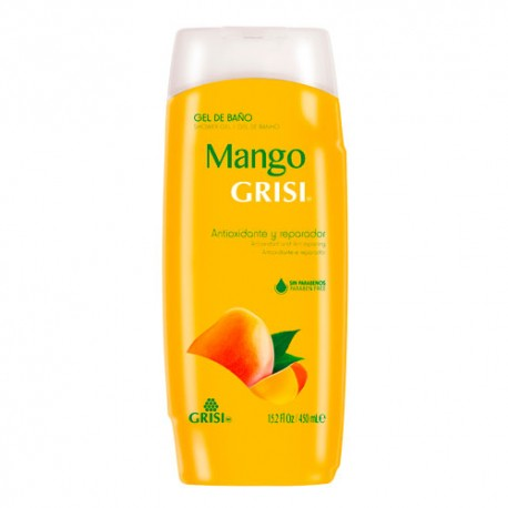 Grisi Gel De Baño Mango 450 ml