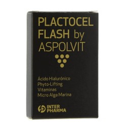 Aspolvit Plactocel Flash Ampollas 2x4ml