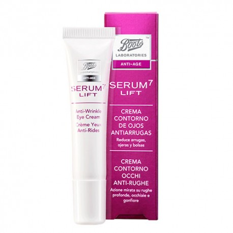 Boots Serum 7 Lift Contorno de Ojos 15ml