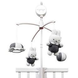 Comprar Olmitos Miffy Carrusel Musical Gris
