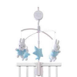 Olmitos Miffy Carrusel Musical Azul