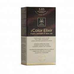 Apivita Tinte Nature's Hair Color 5.65 Caoba