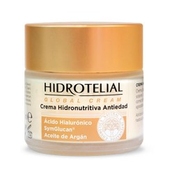 Hidrotelial Global Cream Hidronutritiva Antiedad 50 ml