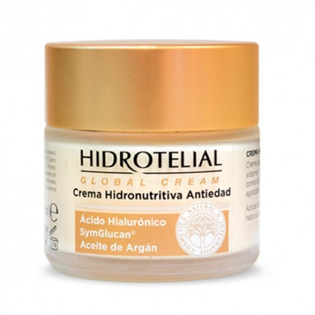 Hidrotelial Global Cream Hidronutritiva Antiedad 50ml