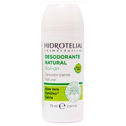 Hidrotelial Desodorante Natural Roll-On 75 ml