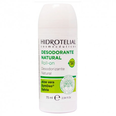Hidrotelial Desodorante Natural  Roll-On 75ml