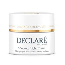 Comprar Declaré 5 Secrets Night Cream 50ml