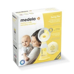 Medela Swing Sacaleches Extractor Eléctrico