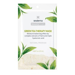 Sesderma Beauty Treats Green Tea Therapy Mask 25ml