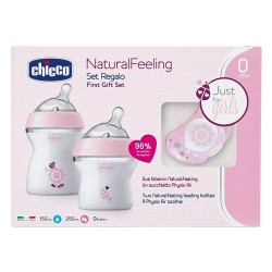 Comprar Chicco Natural Feeling Set Regalo