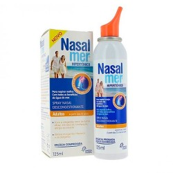Nasalmer Hipertónico Adultos Spray Nasal 125ml
