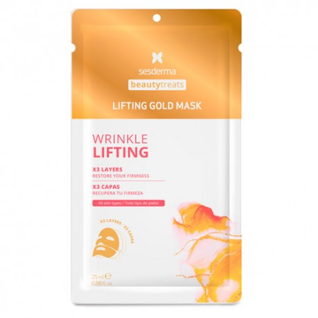 Sesderma Beauty Treats Lifting Gold Mask 25ml