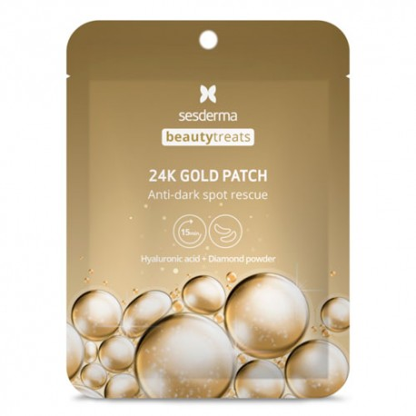 Sesderma Beauty Treats 24K Eye Gold Patch 2Pcs