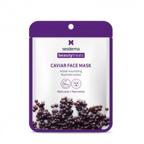 Sesderma Beauty Treats Black Caviar Mask 22ml