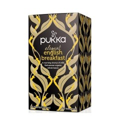 Comprar Pukka Té Bio Elegant English Breakfast 20 bolsitas