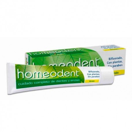 Homeodent Dentífrico Sabor Limón 75ml