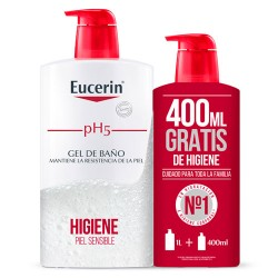 Comprar Eucerin Gel de Baño PH5 1L+Regalo 400ml
