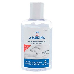 Comprar Amukina Gel Desinfectante 80ml