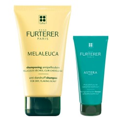 Comprar Rene Furterer Malaleuca Champú Anti-Caspa Seca 150ml + Astera Fresh 50ml