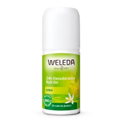 Comprar Weleda Desodorante Citrus Roll-On 24h 50ml