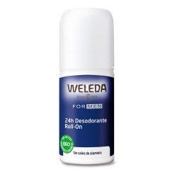 Comprar Weleda Desodorante Men Roll-On 24h 50ml