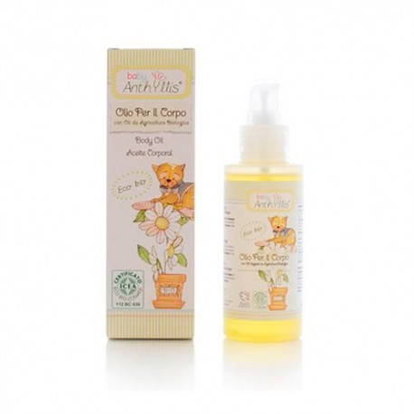 Anthyllis ECO Aceite Corporal Baby 100ml
