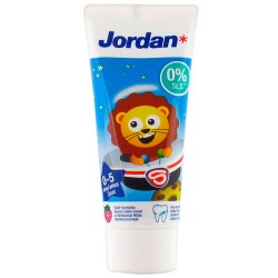 Jordan Pasta Dental 0-5 años 50ml.
