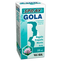 Tongil Spray Gola 25ml