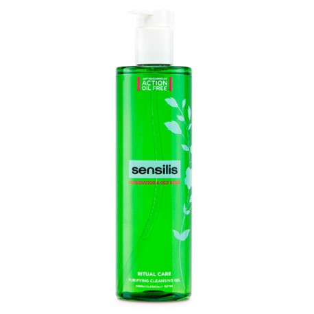 Sensilis Ritual Care Gel Limpiador Purificante 400ml