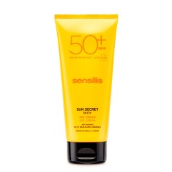 Comprar Sensilis Sun Secret Gel Crema SPF50+ 200ml