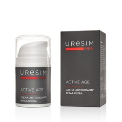 Uresim Men Crema Antioxidante Reparadora 50ml