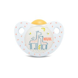 Nuk Chupete Trendline Jungle Látex 6-18 meses