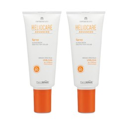 Heliocare Spray SPF50 Duplo 2X200ml
