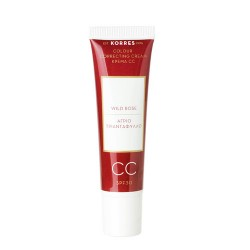 Comprar Korres CC Cream Rosa Salvaje Light SPF30 30ml