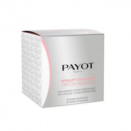 Payot Rose Lift Collagène Parches Ojos 10x2 Unidades