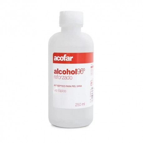 Acofar Alcohol 96º Reforzado 250ml