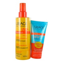 Uriage Bariésun Spray SPF50+ 200ml + Bálsamo Aftersun 50ml
