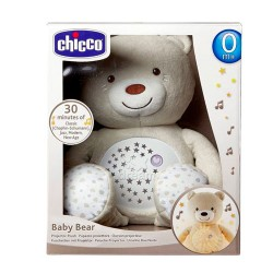 Chicco Peluche Proyector Baby Bear Neutral