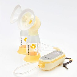 Medela Freestyle Flex Extractror Eléctrico Doble Recargable