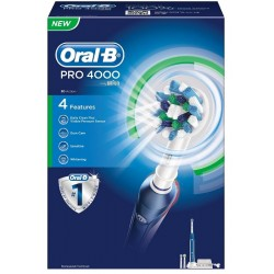 Comprar Oral B Cepillo Eléctrico Pro 4000 Cross Action