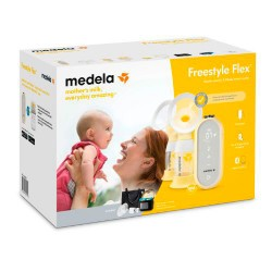 Comprar Medela Freestyle Flex Extractror Eléctrico Doble Recargable