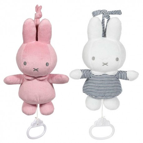 Olmitos Miffy Tirador Musical Conejito