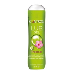 Control Lub Gel Lubricante Tropical