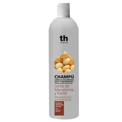 Th Pharma Champú Macadamia y Karité 1000ml.