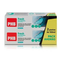 PHB Pasta Dentrífica Fresh Duplo 2X100ml
