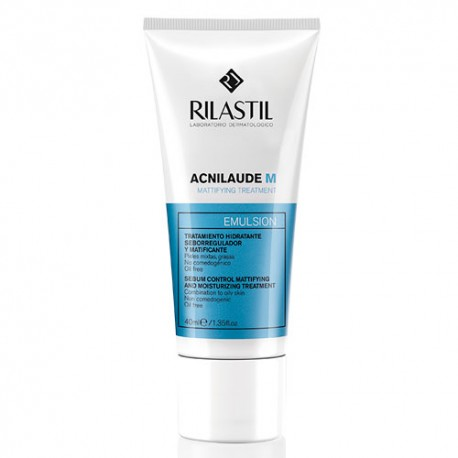 Rilastil Acnilaude M - Mattifying Treatment 40ml