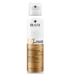 Rilastil Sunlaude SPF 50 + Spray Transparente Pocket