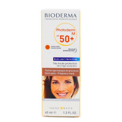 Bioderma Photoderm M Tinte Dorado SPF50+ 40ML.